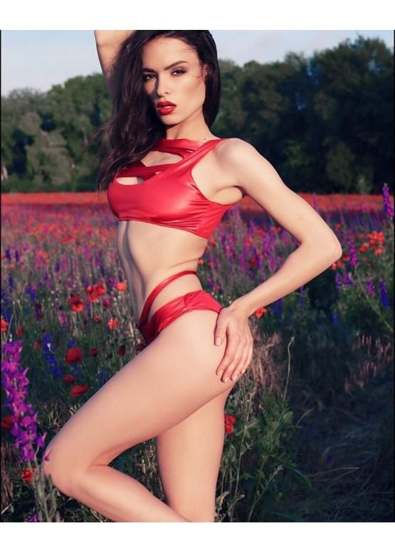 Купальник Empire of Summer Snow Red