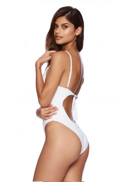 Купальник Beach Bunny Katrina One Piece White