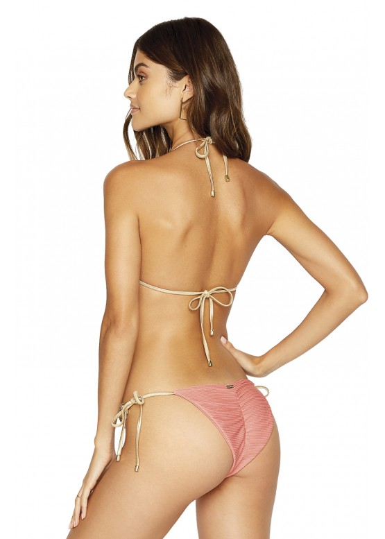 Купальник Beach Bunny Madagascar Glam Triangle Top & Tie Side Bottom