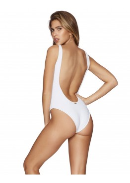 Купальник Beach Bunny Rib Tide One Piece - White