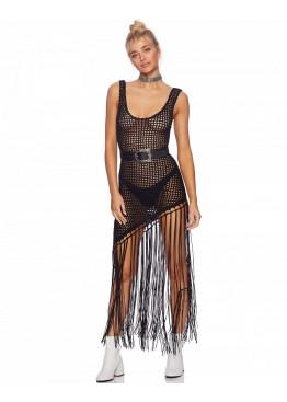 Платье пляжное Beaсh Bunny Sadie Mini Dress Black