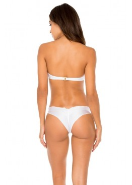 Плавки Luli Fama Cosita Buena Strappy Brazilian Ruched Back Bottom