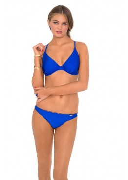 Лиф Luli Fama Electric Blue Cosita Buena