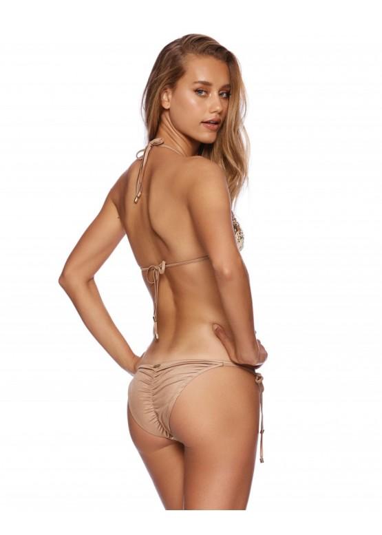 Купальник Beach Bunny Ariel Bikini Mermaid Ombre Gold