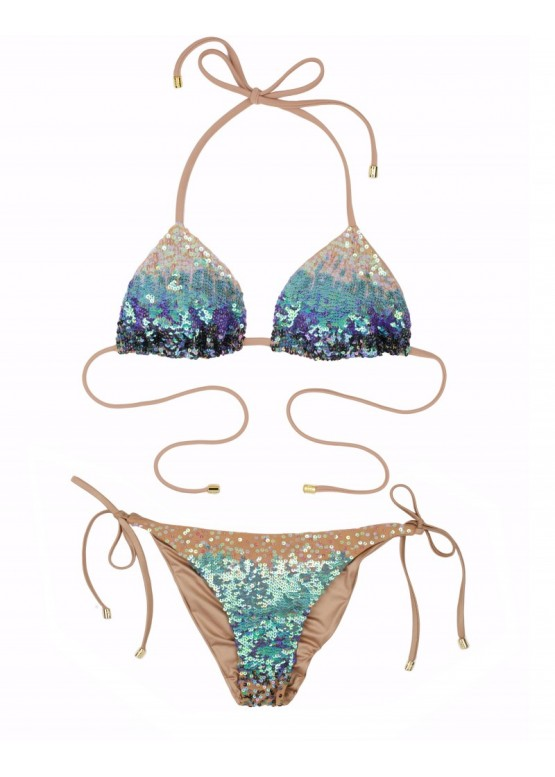 Купальник Beach Bunny Ariel Bikini Mermaid Ombre